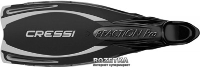 Ласти Cressi-Sub Reaction Pro р.46-47 Grey (BG195046)