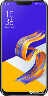 Мобильный телефон Asus ZenFone 5Z 8/256GB (ZS620KL-2A052WW) DualSim Midnight Blue