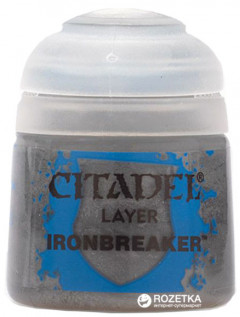 Краска акриловая Games Workshop Citadel Layer Ironbreaker 12 мл (5011921027958)