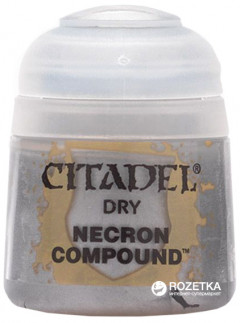 Краска акриловая Games Workshop Citadel Dry Necron Compound 12 мл (5011921027156)