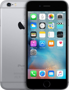 Apple iPhone 6s 128GB Space Gray (FKQT2RM/A) как новый Original factory refurbished by Apple