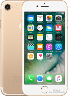 Apple iPhone 7 256GB Gold (FN992RM/A) как новый Original factory refurbished by Apple