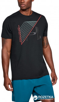 Футболка Under Armour Warped Route Short Sleeve 1314405-001 S (191168979397)