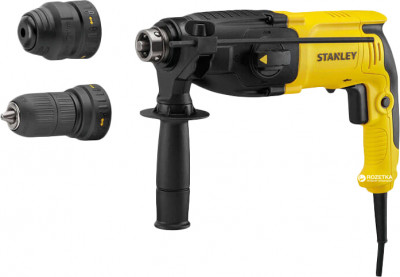 Перфоратор Stanley SDS-Plus SHR264K