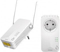 Комплект адаптеров Powerline Strong Wi-Fi 500 (Powerline Wi-Fi 500)