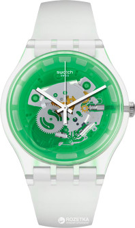Мужские часы SWATCH Greenmazing SUOK131