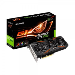 GeForce GTX1080 8192Mb Gigabyte WindForce 3X G1 Gaming (GV-N1080G1 GAMING-8GD)
