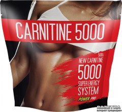 Жиросжигатель Power Pro Carnitine 5000 500 г Watermelon (4820214001824)