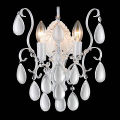 Бра Crystal Lux Sevilia AP2 Silver 51713-01