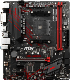 Материнская плата MSI B450M Gaming Plus (sAM4, AMD B450, PCI-Ex16)