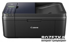 Canon PIXMA Ink Efficiency E484 with Wi-Fi (0014C009) + USB cable