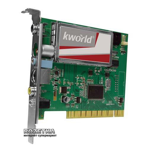 KWORLD PC155-A TV CARD DRIVERS DOWNLOAD