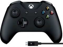 Xbox One S Controller + Cable for Windows