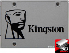 "Kingston SSD UV500 960GB 2.5"" SATAIII 3D NAND TLC (SUV500/960G)"