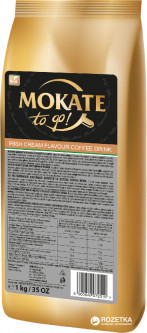 Капучино Mokate Irish Cream 1 кг (5900649072510)