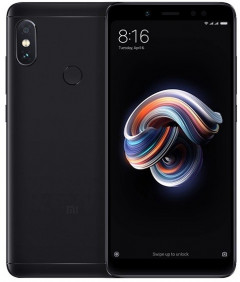 Xiaomi Redmi Note 5 4/64GB Black (Global Rom + OTA)