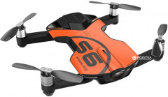Квадрокоптер Wingsland S6 GPS 4K Pocket Drone Orange (6381691)