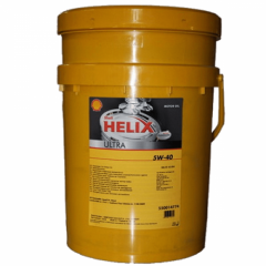 Моторное масло SHELL Helix Ultra 5w-40 20л (j31)