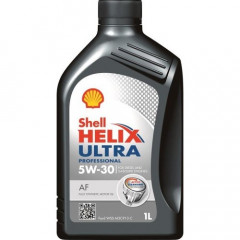 Моторное масло Shell Helix Ultra Pro AF 5W30 1л (j14)