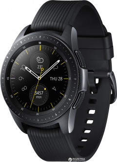 Смарт-часы Samsung Galaxy Watch 42mm Midnight Black (SM-R810NZKASEK)