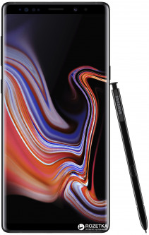 Samsung Galaxy Note 9 6/128GB Midnight Black + карта памяти Samsung 512GB в подарок!