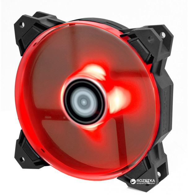 Кулер ID-COOLING SF-12025-R Red LED