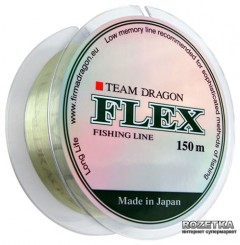 Леска Dragon Team Flex 150 м 0.16 мм 3.25 кг (PDF-31-03-316)