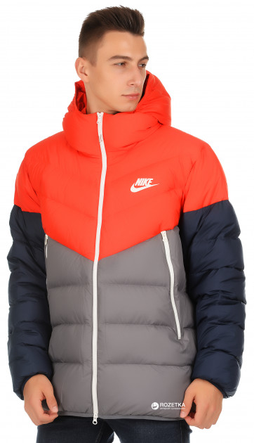 Куртка Nike M Nsw Dwn Fill Wr Jkt Hd Rus AO8911-634 2XL (887232875794) - изображение 1
