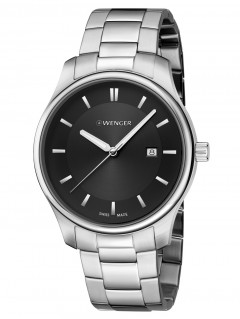 Часы Wenger 01.1421.104 City Classic Damen 34mm 3ATM