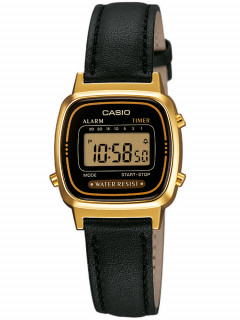 Часы CASIO LA670WEGL-1EF Collection Damen 24mm 3ATM