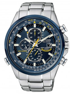 Часы Citizen AT8020-54L Promaster-Sky Blue-Angels Funk 44mm 20ATM