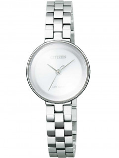 Часы Citizen EW5500-57A Eco-Drive Damen 25mm 5ATM