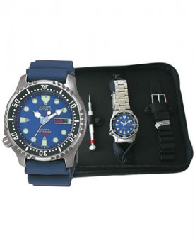 Годинник Citizen Promaster Set NY0040-17LEM