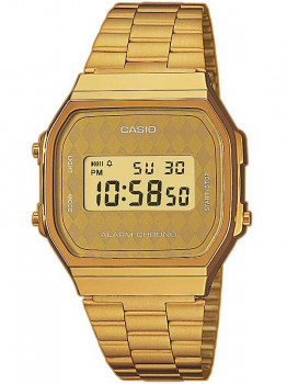 Годинник CASIO A168WG-9BWEF Collection 35mm 3ATM