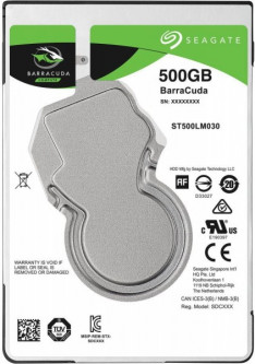 Жесткий диск Seagate 500GB BarraCuda (ST500LM030)