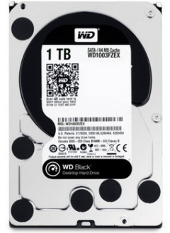 Жесткий диск Western Digital 1000GB Caviar Black (WD1003FZEX)