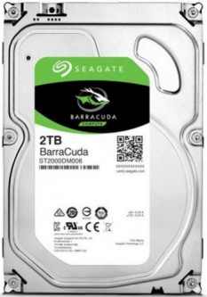 Жесткий диск Seagate 2000GB BarraCuda (ST2000DM006)