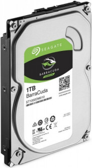 Жесткий диск Seagate 1000GB BarraCuda (ST1000DM010)