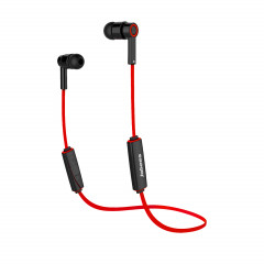 Спортивные Bluetooth наушники Jabees OBees Red (SL0034)
