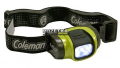 Фонарь Coleman 3AAA LED Headlamp (4823082706273)