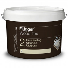 Грунтовочная краска Flugger Wood Tex Priming Paint (Miranol)