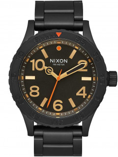 Часы Nixon A916-1032 The 46 Herren 46mm 10ATM