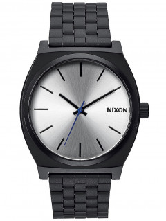 Часы NIXON A045-180 Time Teller Black Silver 37mm 10ATM