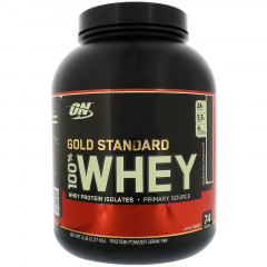 Протеин Optimum Nutrition Whey Gold Standard 2.27 кг Двойной шоколад (379f138)