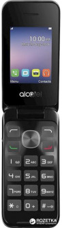 Alcatel OneTouch 2051D Metal Silver
