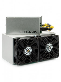 Asic Baikal BK-N240 240 kH/s; 480 kH/s cryptonight/cryptonight-lite + БП Bitmain 1600 Вт