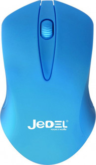 Мышь Jedel W120 Wireless Blue