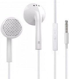Наушники HeyDr Y-02 Wired Earphones White