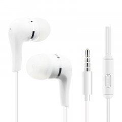 Наушники HeyDr Y-06 Wired Earphones White