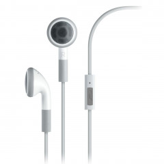 Наушники HeyDr Y-07 Wired Earphones White